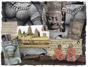 Hasil carian imej untuk pengaruh hindu buddha dalam kerajaan awal asia tenggara
